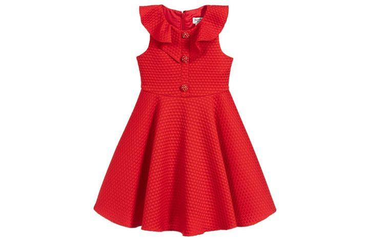 تفسير حلم الفستان الأحمر في المنام
