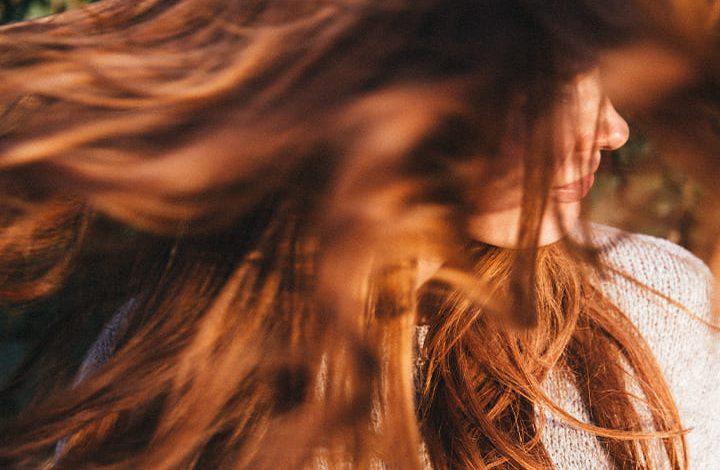 حلمت ان شعري طويل