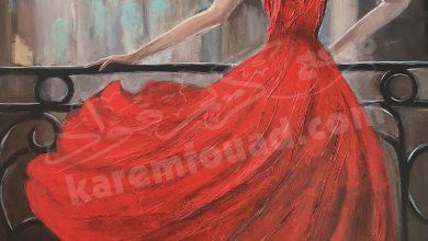 تفسير رؤية الفستان الأحمر في المنام للمتزوجه