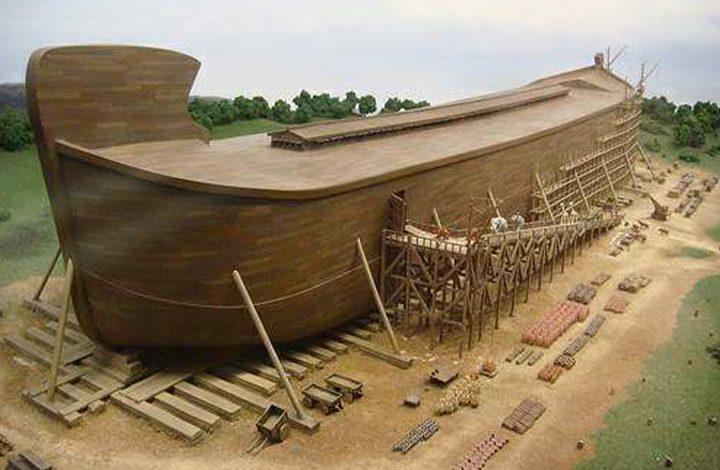 تعرف على سفينة نوح عليه السلام هى اكبر سفينه فى التاريخ