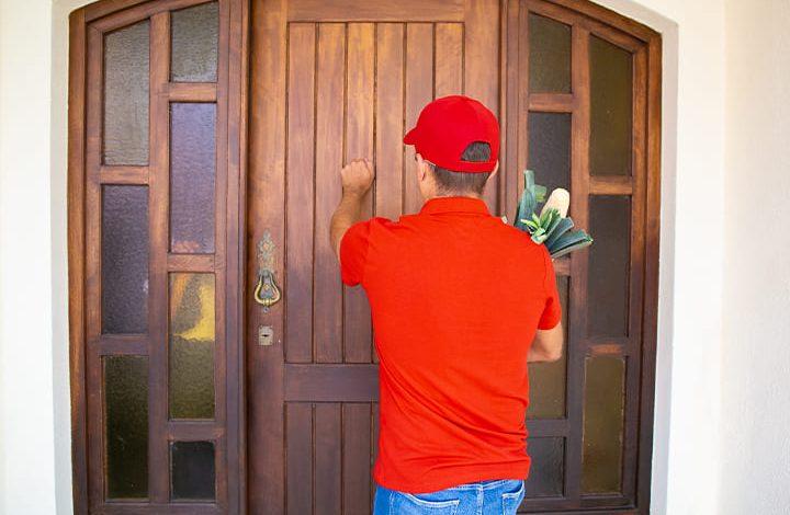 تفسير حلم طرق الباب المغلق للعزباء
