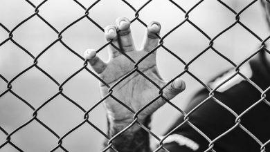 حلمت اني محكوم علي بالسجن