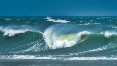 تفسير حلم موج البحر العالي للمتزوجة