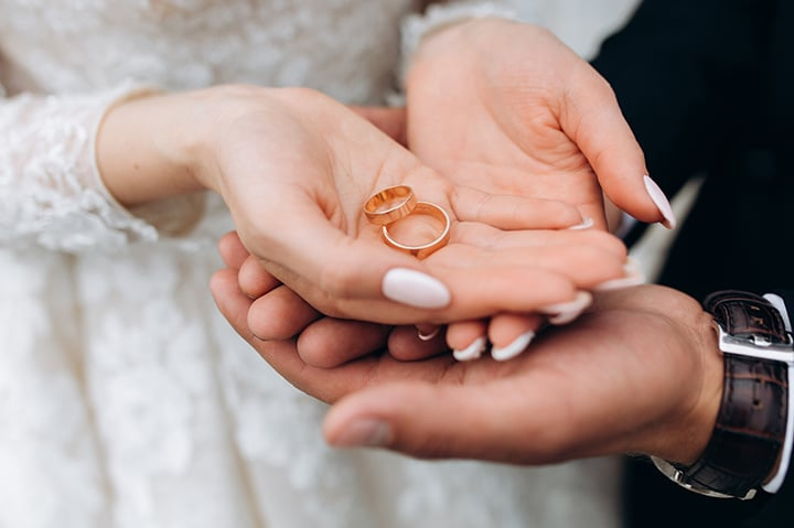 رموز الزواج فى المنام - الرموز التي تدل على أن صاحب الرؤيا سيتزوج