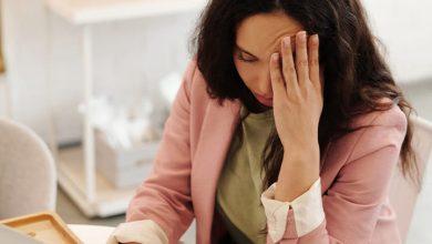 أسباب الدوخة والصداع عند النساء
