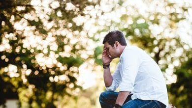 تأثير الحالة النفسية على جسم الإنسان