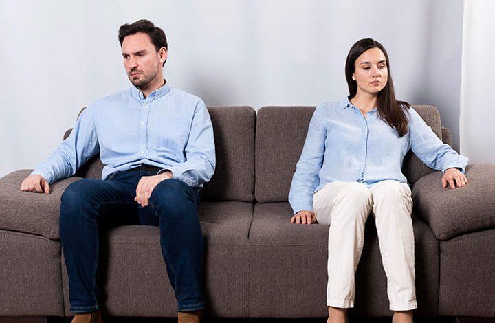 علامات قرب الطلاق فى المنام