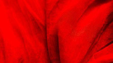 تفسير اللون الأحمر الغامق في الحلم