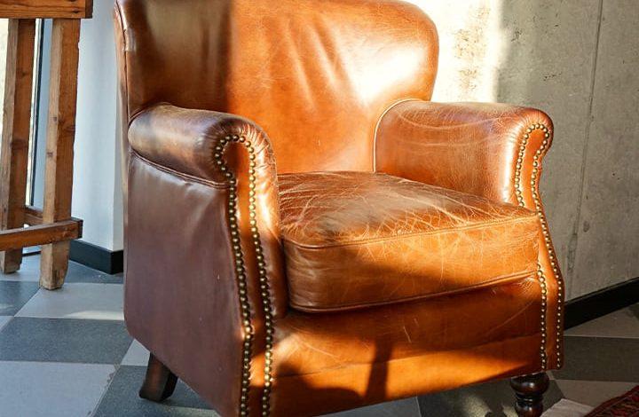 الكرسي الجلد في المنام