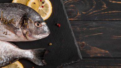 تنظيف السمك في المنام للحامل