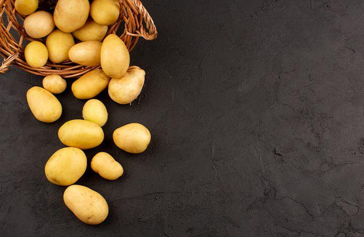 تفسير حلم البطاطس النية