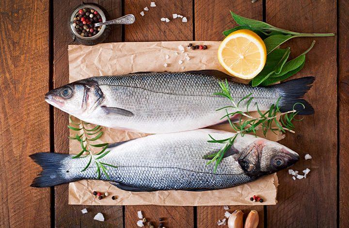 أكل السمك النيء في المنام
