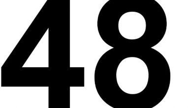 تفسير رقم 48 في المنام للعزباء