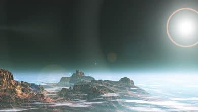 اسرار ومعلومات عن كوكب المريخ
