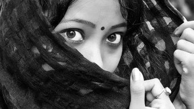 تفسير رؤية الحجاب الملون في المنام للمطلقة