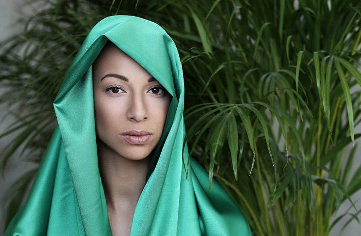 معنى الحجاب الأخضر في المنام