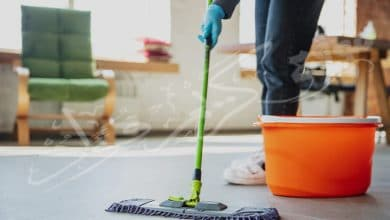 تنظيف البيت في المنام