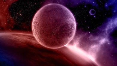 أول صورة من الكوكب الاحمر ترسلها مركبة ناسا بعد أن هبطت بنجاح