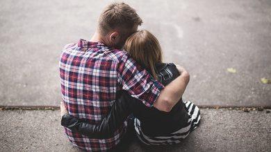 علامات حب الزوج لزوجته وقت الزعل