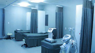 حلمت اني اشتغل في مستشفى