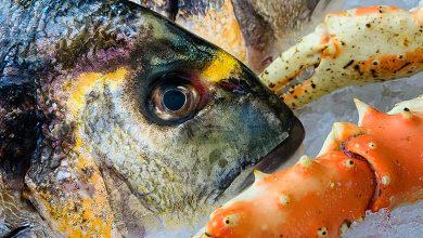 شراء السمك الكبير في المنام
