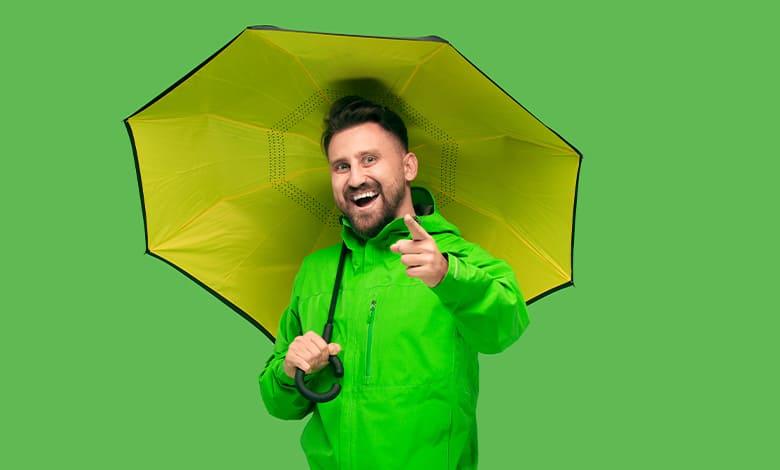 المعطف الأخضر في المنام للعزباء