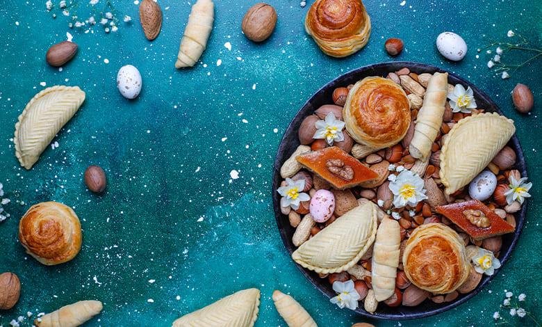 رمز أكل الحلويات في المنام للعزباء