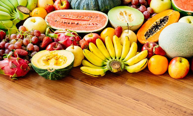 تقطيع الفاكهة في المنام