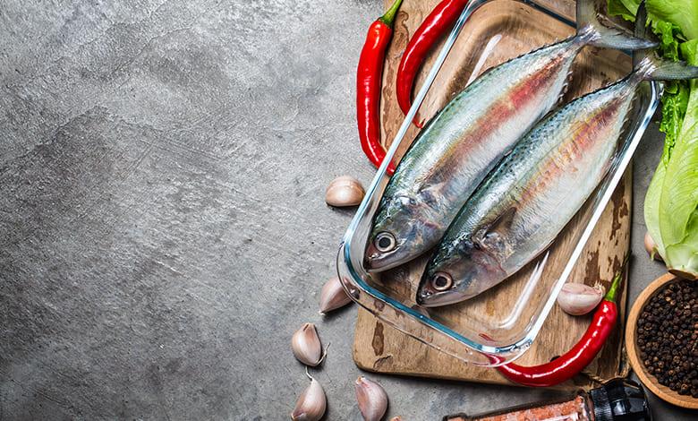 السمك الأحمر في المنام