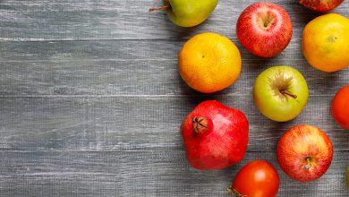 طلب الميت التفاح في المنام