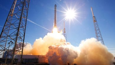 اخبار عن موعد سقوط الصاروخ الصيني