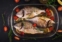 مبشرات حلم اكل السمك