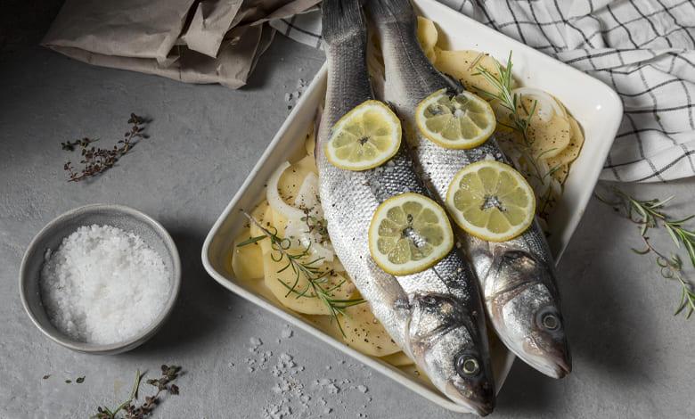 تفسير حلم اكل السمك وفيه شوك