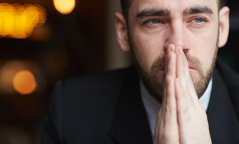 تفسير حلم البكاء الشديد من الظلم للمطلقة