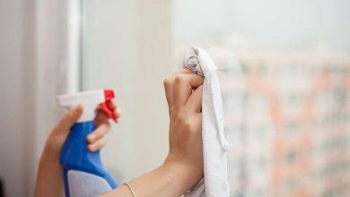 تنظيف المنزل في المنام