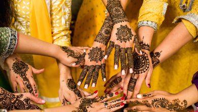 تفسير حلم الحناء في اليدين والرجلين للمتزوجة