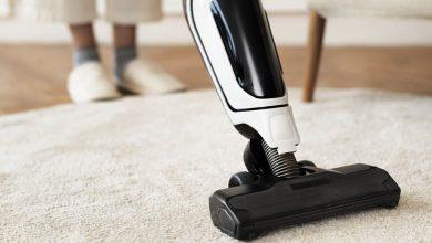 حلم تنظيف البيت