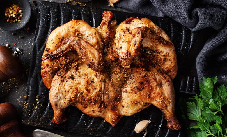 تفسير حلم الدجاج المشوي للعزباء