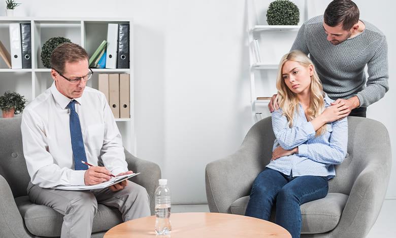 مشاكل زوجية في العلاقة الحميمة