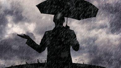 تفسير حلم نزول المطر داخل البيت
