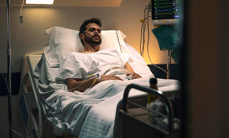 مسجات دعاء للمريض بالشفاء العاجل