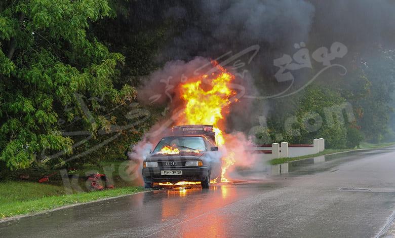 تفسير حلم حادث سيارة لقريب
