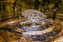 رؤية الماء الجاري في المنام للمتزوجة