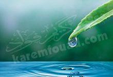 رؤية الماء الصافي في المنام