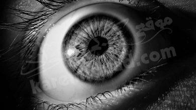 هل العطس من علامات خروج العين