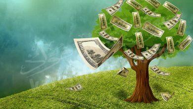 تفسير رؤية المال الورق في المنام لابن سيرين