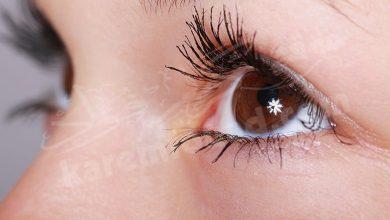 هل التجشؤ من علامات خروج العين